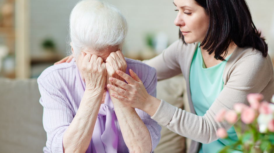 How to support a grieving person